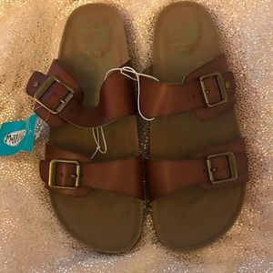 Mad love sandals size 11